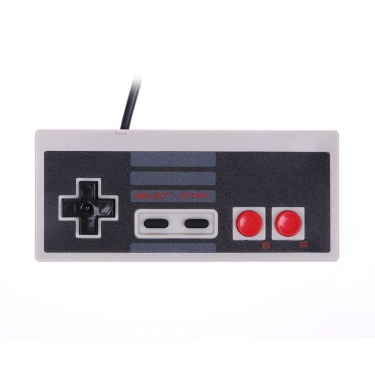 Новый Игровой Контроллер Проводной Геймпад Игровой Контроллер Джойстик Геймпад для Nintendo NES Classic Mini