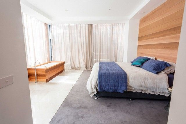 Brad and Dale win the Block master bedroom suite reveal #theblock