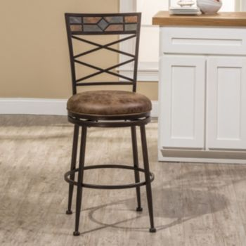 Hillsdale Makala Swivel Counter Stool Products Counter