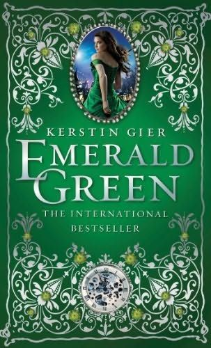 book cover of   Emerald Green