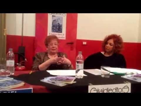 """Presentazione  libro di Mariel Sandrolini """"Julienne il sottile filo del ..."""