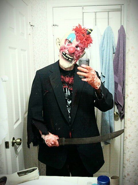 Halloween Killer Clown Costumes
