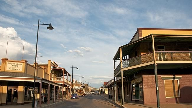 Gulgong, part of the Mudgee region. Australia. WONDERING where to go these summer holidays?