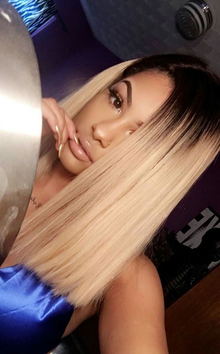 17 Best Ideas About Colored Weave Hairstyles On Pinterest