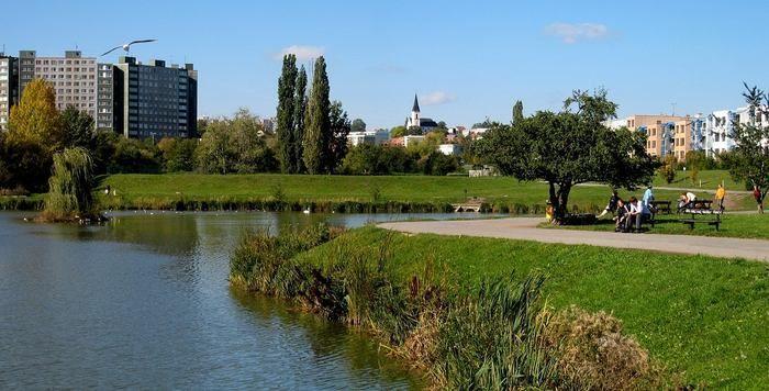 Central Park Luziny I Prague