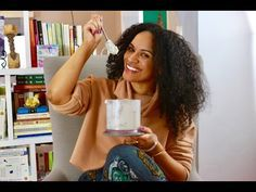 DIY Mango Vanilla Macadamia Hair & Body Butter In 5 Minutes [Video]  Read the article here - http://blackhairinformation.com/video-gallery/diy-mango-vanilla-macadamia-hair-body-butter-5-minutes-video/
