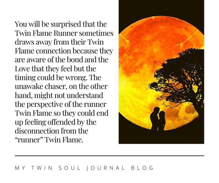 Return twin signs runner flame Twin Flame