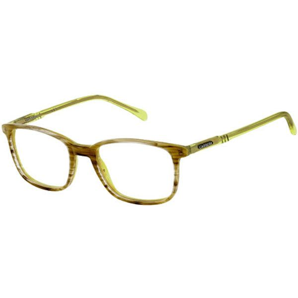 Carrera CA6198 KC5/18 Eyeglasses ($61) ❤ liked on Polyvore featuring accessories, eyewear, eyeglasses, green lime, green glasses, green eyeglasses, acetate glasses, carrera glasses and carrera eyewear