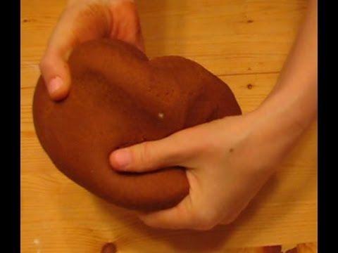 Пряничное тесто (козульное)