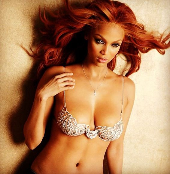 Tyra Banks Victoria S Secret 2018: 69 Best Love Me Some Tyra Images On Pinterest