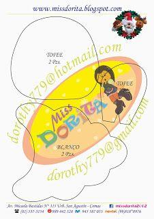 Miss Dorita corona molde 3