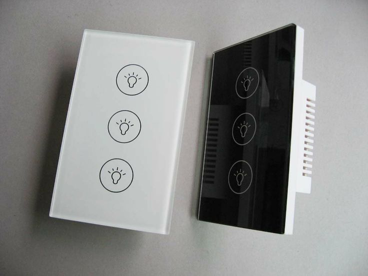Wall Light Switches Us : 3Keys-US-Style-Touch-Light-Switch-Super-White-Glass-Panel-Wall-Touch-Switch.jpg (1000x750 ...