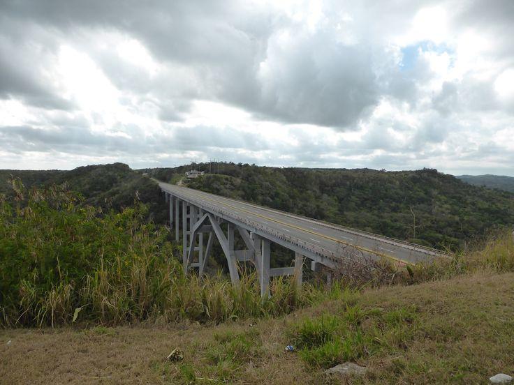 Puente de Bacunayagua, Matanzas