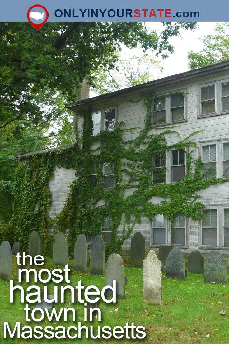 The Creepy Small Town In Machusetts With Insane Paranormal Activity