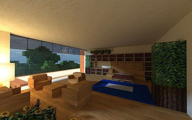 Unique Modern Furniture Minecraft
