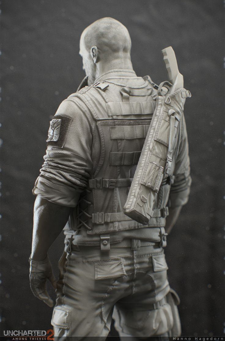 #CG 3D character - (ZBrush! Character Design)