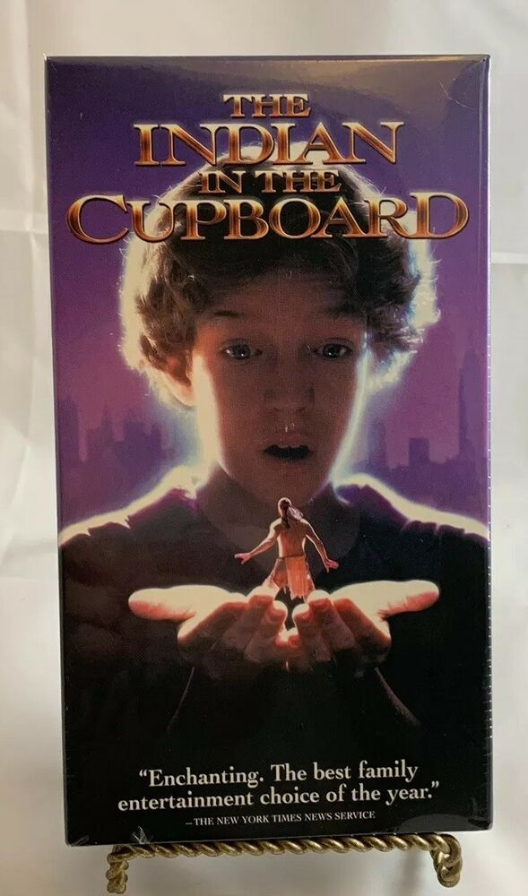 Brand New Sealed The Indian In The Cupboard Vhs Tape Ebay Indian In The Cupboard Vhs Cupboard