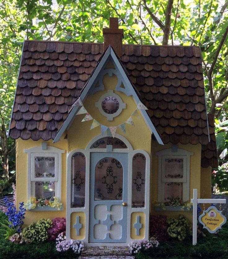Dollhouse Miniatures Texas: 591 Best Dollhouse Greenleaf Beacon Hill, Buttercup