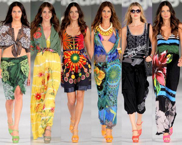 Top 15 mejores COLECCIONES 080 BARCELONA FASHION PV 2014 | Glam España