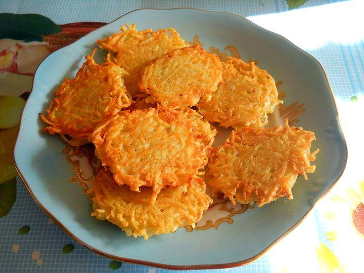 Драники картофельные http://www.anymenu.ru/draniki-kartofelnye/  Драники картофельные – это отличное блюдо из картошки на завтрак, очень вкусное, сытное и аппетитное. Состав: Картофель – 3 шт. Мука – 2-3 ст.л. Соль, перец – по вкусу. Яйцо – 1 шт. Зелень – по вкусу. Растительное масло – для жарки. Драники картофельные – как приготовить: Шаг 1: Картофель почистить и натереть на крупной