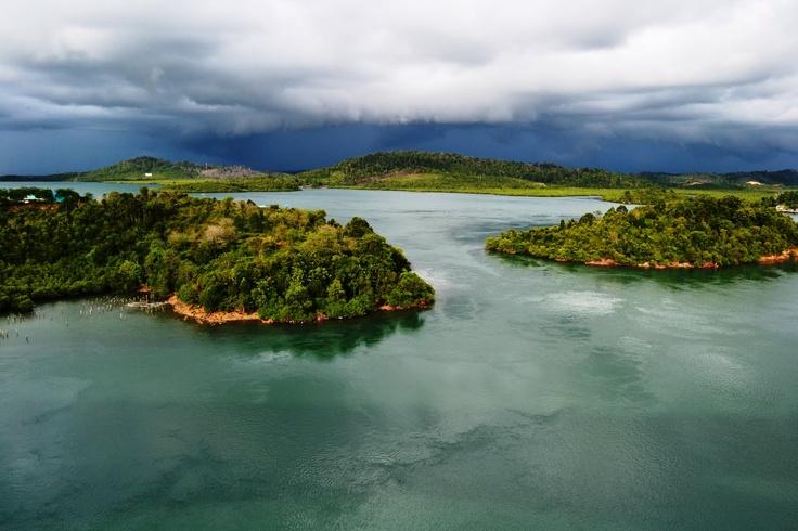 Barelang (Batam, Rempang and Galang Island) - Beautiful Sea > kenangan terindah di Batam