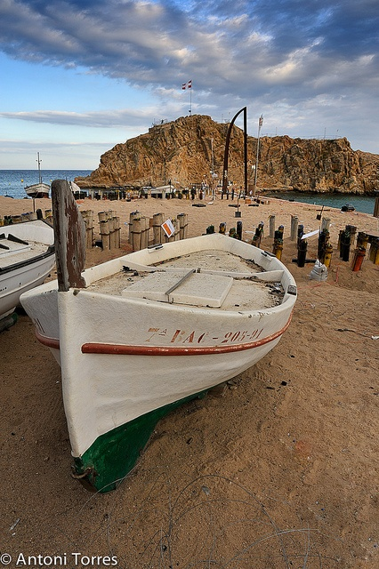 Sa Palomera, uno de los puntos emblemáticos de #Blanes, #Catalunya Foto d'Antoni Torres