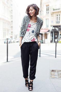 jacket, top madamebeatrice: (via ALLÉLUIA | Les babioles de Zoé: blog mode et tendances, bons plans shopping, bijoux)