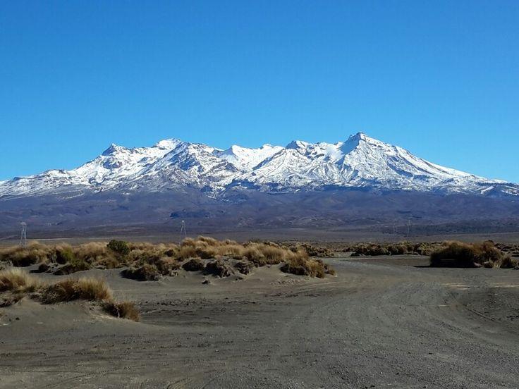Mt Ruapaeu NZ