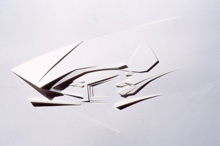 Zaha Hadid Drawing Techniques 17 Best images about Z...