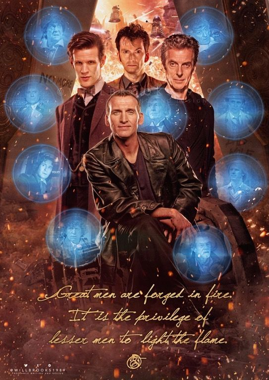 I was looking for a new Doctor Who wallpaper and came across this image, with the quote from the war doctor it was perfect : doctorwho