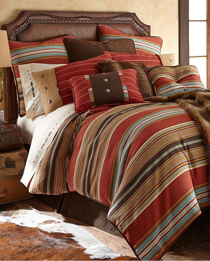 HiEnd Accents® Calhoun 5 Piece Comforter Set - Full
