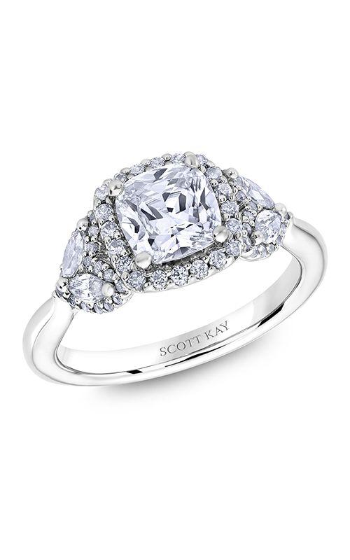 Shop Scott Kay M2625RM515 Engagement rings | Bailey Banks & Biddle