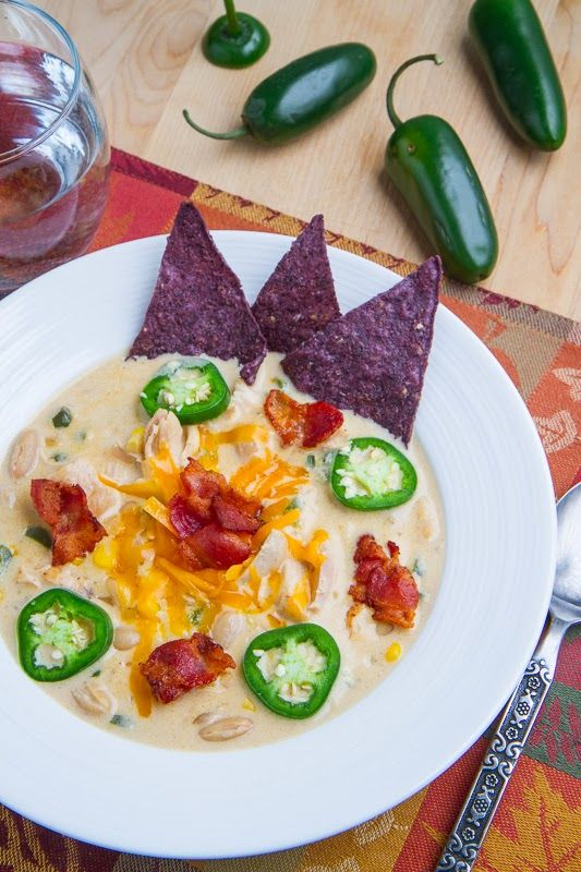 ... soup on Pinterest | Jalapeno Popper Chicken, Soups and Pumpkin Chili