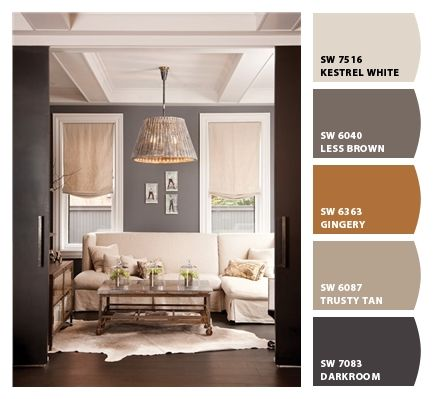 colors for guest room