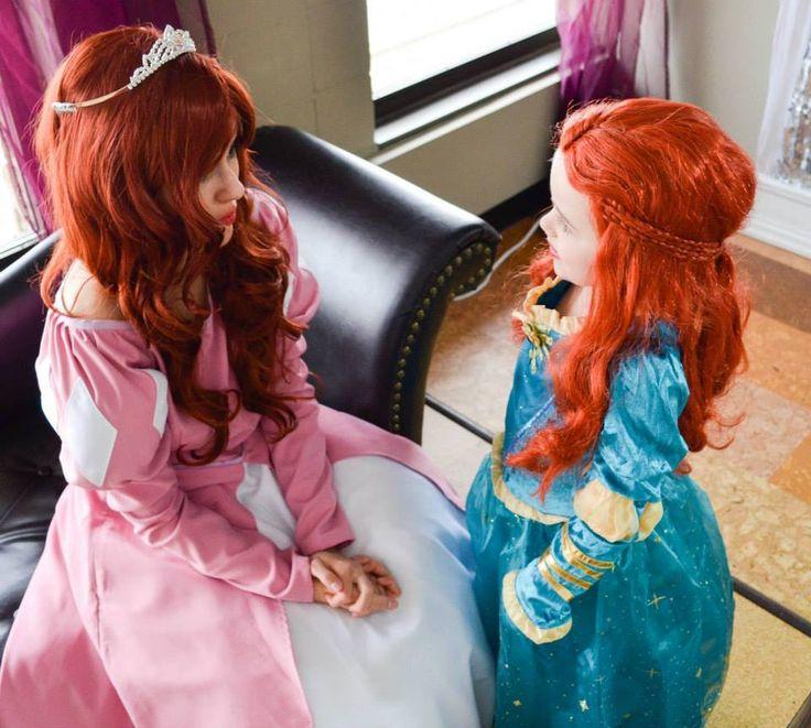 Ever After Princess Parties - Ever After Princess Parties - www.everafterprin... Princess with Ever After Princess Parties in Edmonton, Alberta. #princessparties #Ariel #Princesses #Princessmakeup #PrincessAriel #mermaidprincess #birthdayparties #princessbirthdayparty
