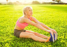 Appropriate exercise can help to alleviate the pain associated with spondylolisthesis, and strengthen your back muscles and give stability. The following Buzzle article describes a few useful exercises.