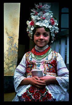 Sárközi kislány - Hungary
