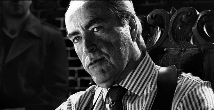 Powers Boothe as Senator Roark in Frank Miller's Sin City.