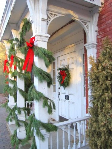 522 best ⊱╮CHRISTMAS WREATHS, DOOR & OUTSIDE ACCESSORIES ...