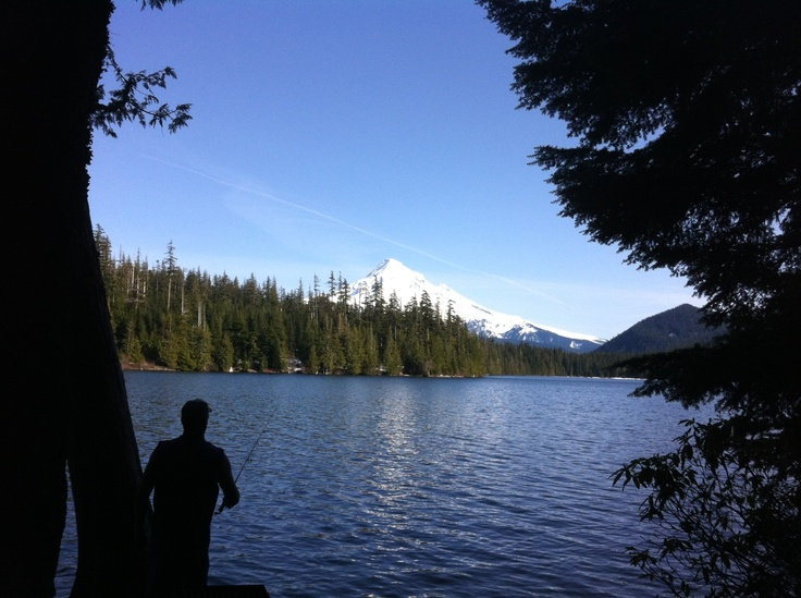 273 best images about hood river oregon on pinterest for Lost lake oregon fishing