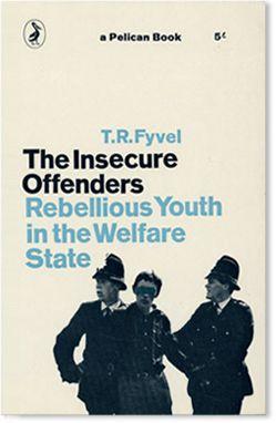 Insecure Offenders - Designer Richard Hollis