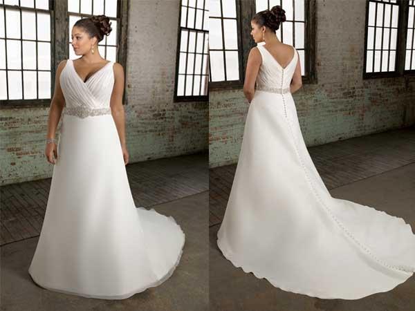 Mori Lee Bridal Gown 3101