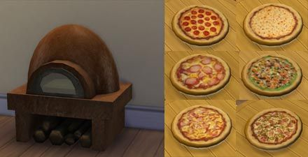 Rustic Clay oven. aka Pizza oven. With pizza recipes!