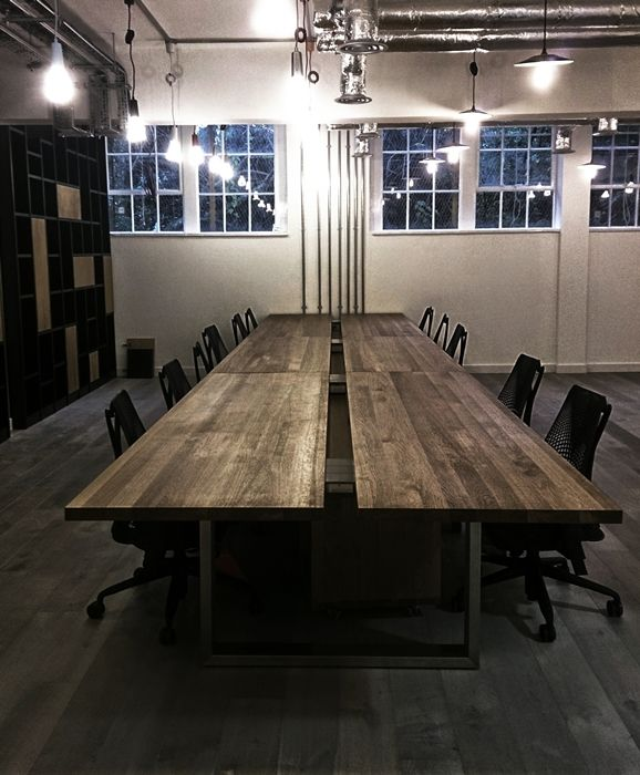 39 Warm 39 Industrial Office Interior Design By Renata