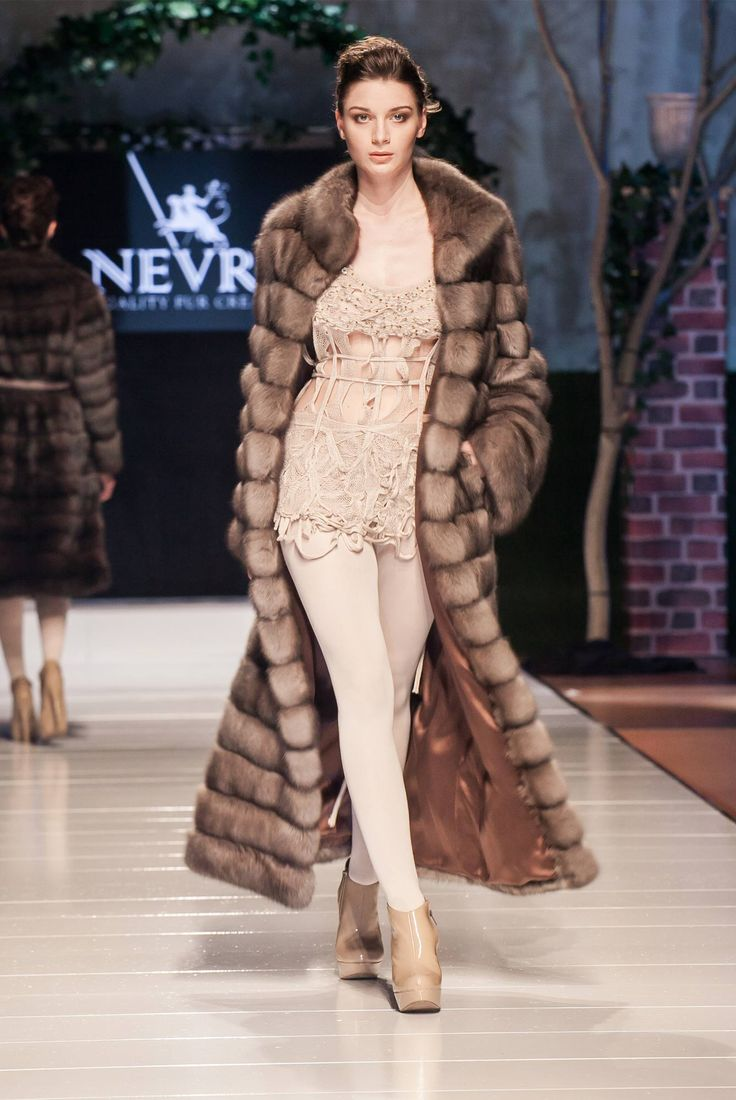 GALA, FUR FASHION SHOW, FEA 2014 | Nevris WOW! | Fabulous ...