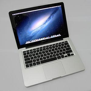 MacBook Pro - my computer