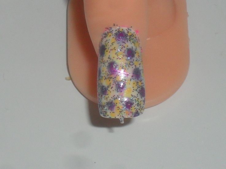 Spots and glitter