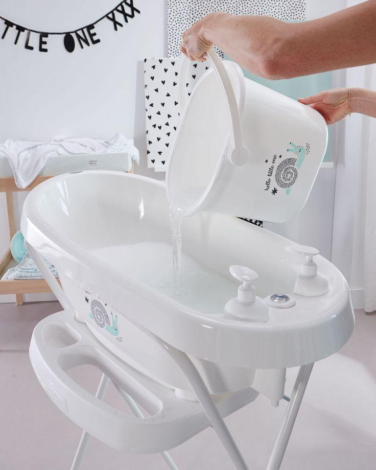 Bebejou Κάδος Μπάνιου Hello Little One   #babycare #babybath #bebejou #baby