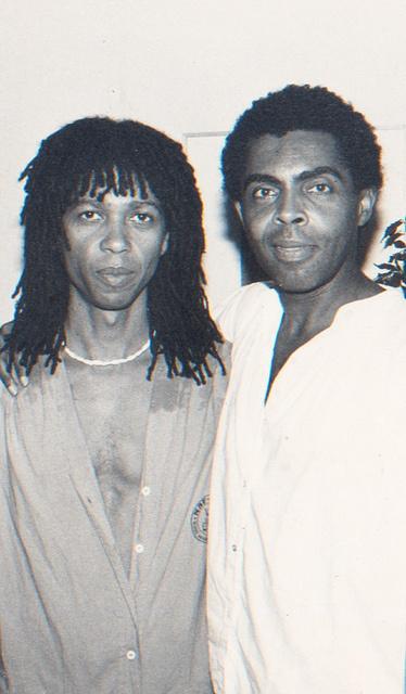 Djavan & Gilberto Gil