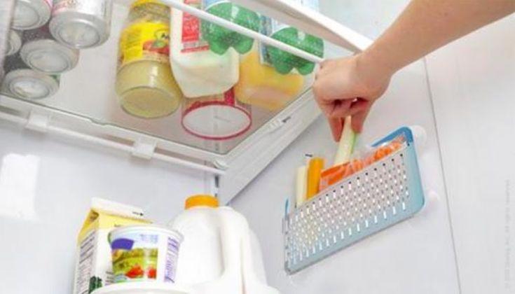 12 astuces pour un réfrigérateur propre et rangé - Astuces de grand mère